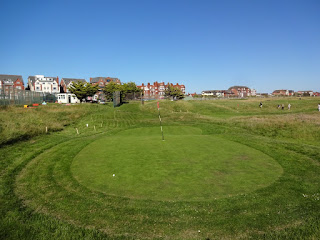 The MiniLinks Par-3 miniature golf course in Lytham Saint Annes