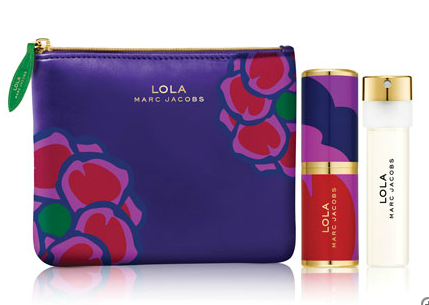 Marc Jacobs Lola Purse Spray Set