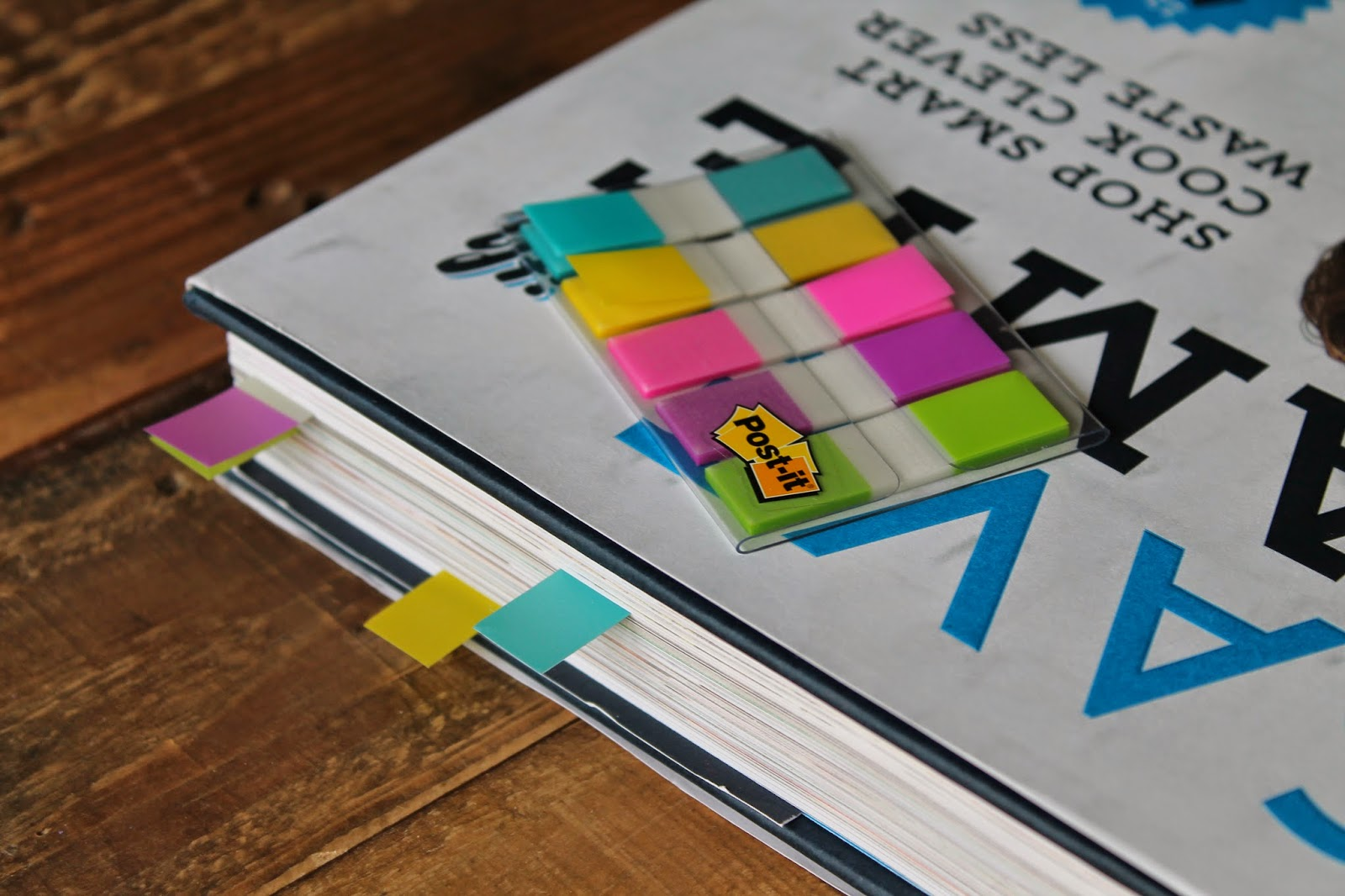 Viking Direct Stationery Review - Post It Small Marker Flags