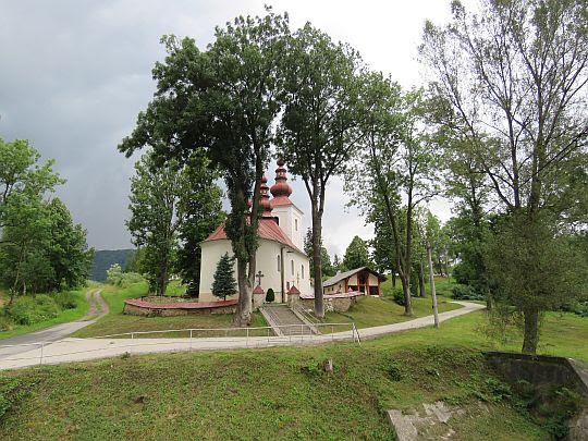 Cerkiew świętych Kosmy i Damiana w Cigelce.