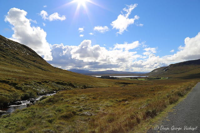 River Barra and Loch Beara, County Donegal