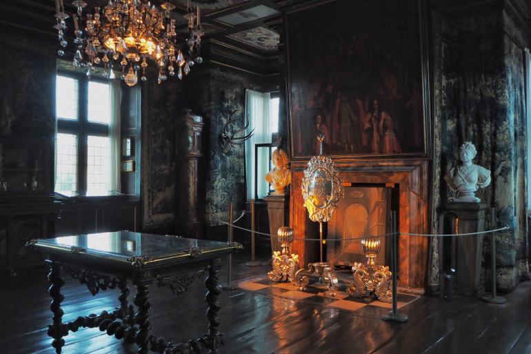 Château de Rosenborg à Copenhague