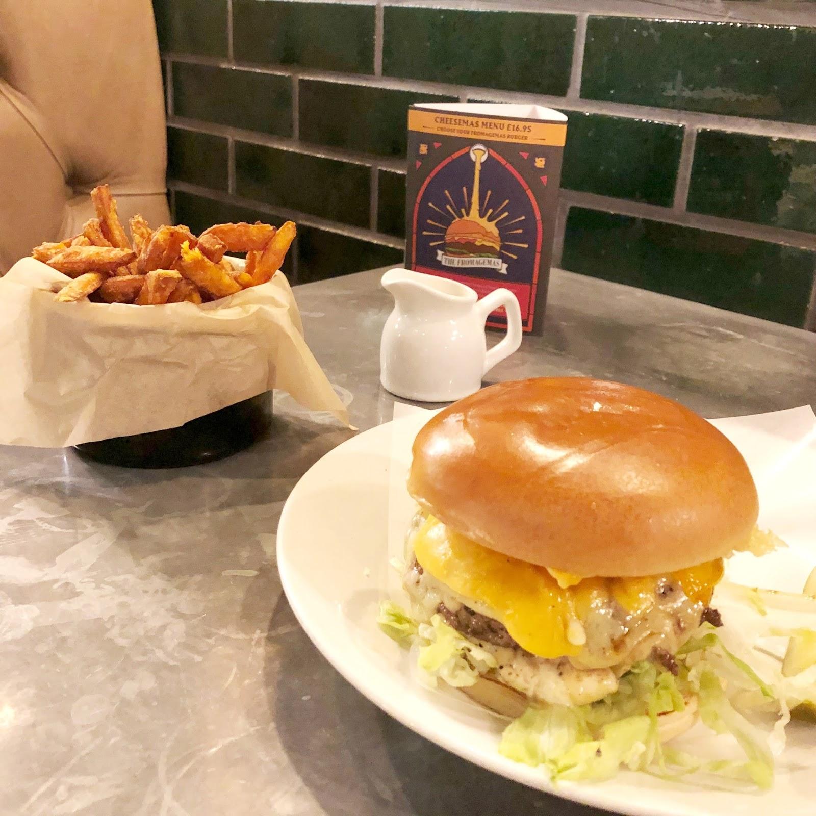 My December Days - Byron Burger