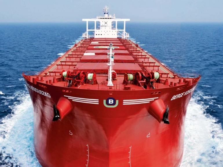 BALTIC DRY INDEX: Up for 12th Straight Session as Capesize Rates Soar