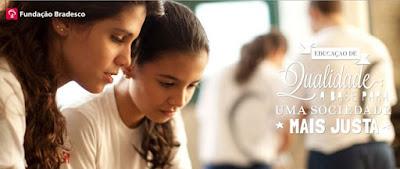 Fundação Bradesco oferece 90 cursos online Gratuitos com certificado