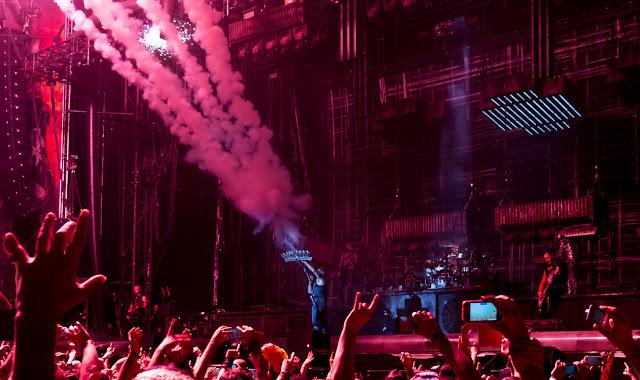 Rammstein - Resurection Fest 2017 Viveiro - Lugo