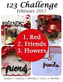 February 123 Challenge