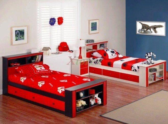 Foto Gambar Kamar Tidur Anak Laki-Laki Kembar