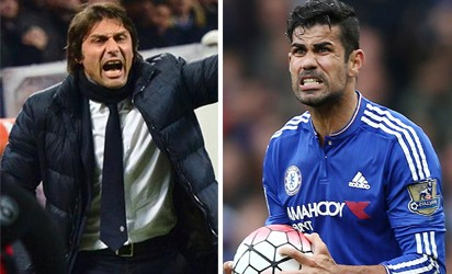 Go to China, Conte tells Costa