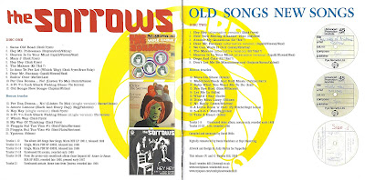 The Sorrows - Old Songs, New Songs