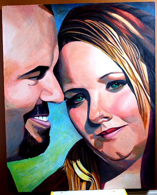 Portrait Painting Art