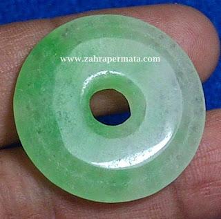 Batu Permata Giok Jadeite Jade - ZP 308