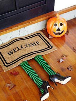 manualidades para fiesta halloween