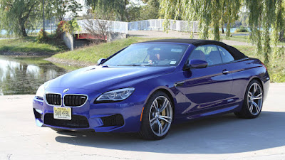 2016 New BMW Edition M6 Convertible front view