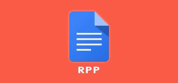 Download RPP SD Kelas 1, 2, 3, 4, 5 dan 6 KTSP Semester 2