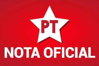 """Em nota, PT diz que condenação de Lula é """"ataque à democracia"""" e """"conduzida por um juiz parcial"""""""