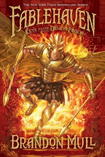 Keys to the Demon Prison (Fablehaven #5) by Brandon Mull