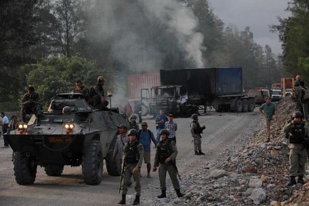 Penyandera 1.300 Warga di Papua Menolak Dicap Geng Kriminal Bersenjata