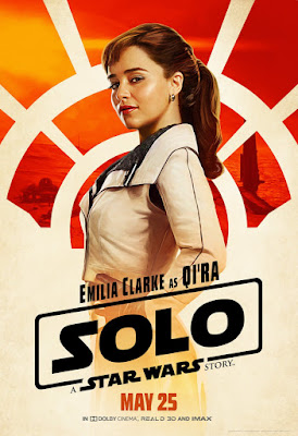Solo: A Star Wars Story United States Theatrical Character One Sheet Movie Poster Set