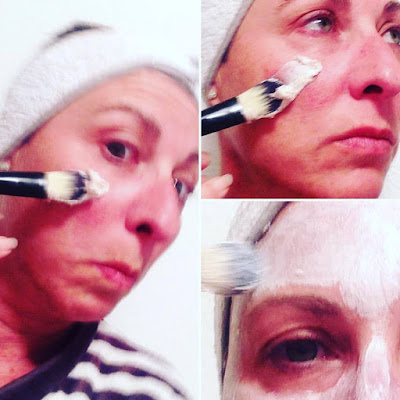 Viernes de Spa, Mascarilla FAcial, #my7thheaven, 7th heaven, montagne jeunnese, beauty blogger, beauty youtuber, blogger, vlogger, youtuber, mascarilla, spa, fresas, strawberry fouffle, pieles secas, hidrata, calma, influencer,