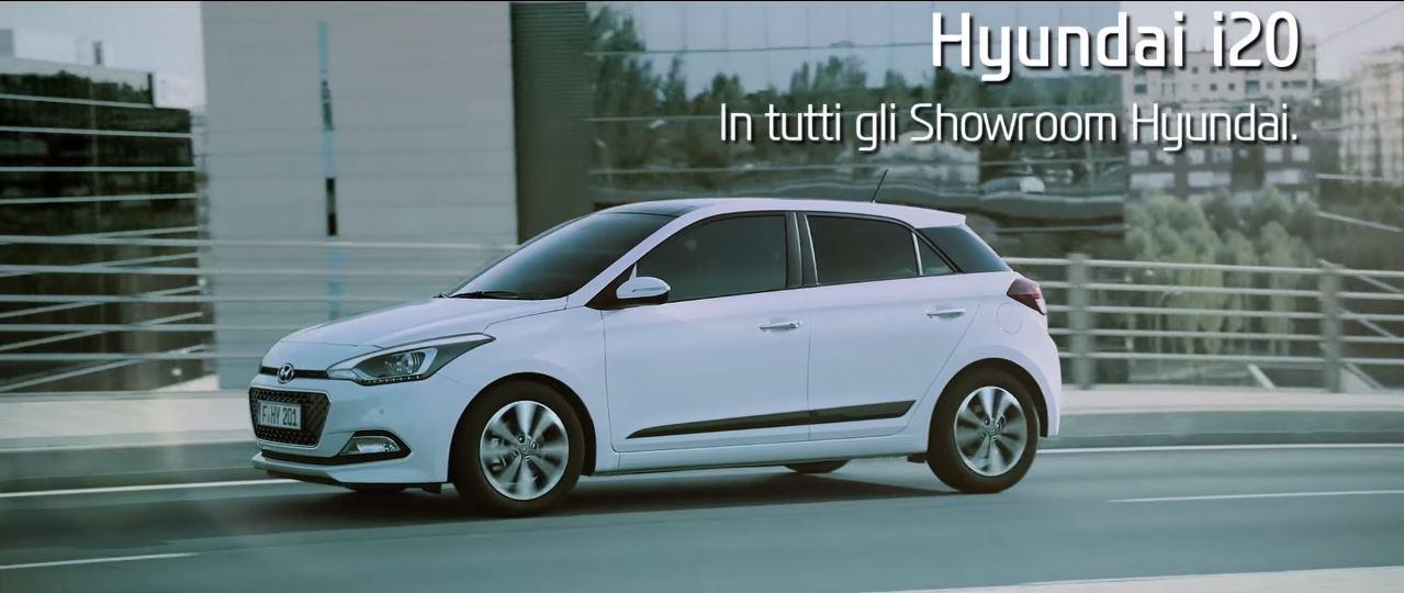 Canzone Pubblicità Hyundai i20