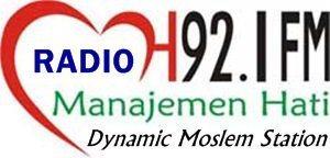 Streaming Radio 92.1 MHFM Solo Jawa tengah
