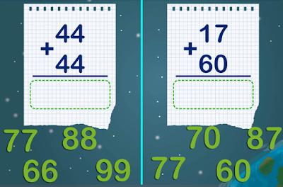 http://www.mundoprimaria.com/juegos-matematicas/juego-sumar-numeros-2-cifras-vertical/