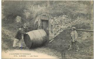 Caves d'Aubière.