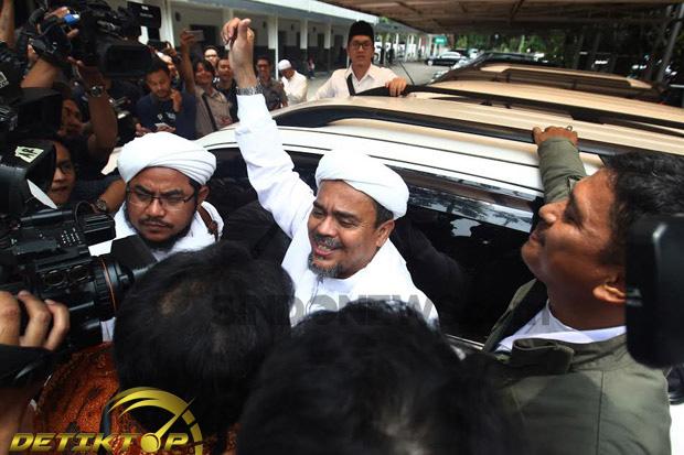 HABIB RIZIEQ AKAN KEMBALI KE INDONESIA PADA AKHIR SEPTEMBER