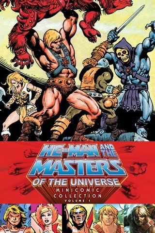 MOTU Mini Comics Collection