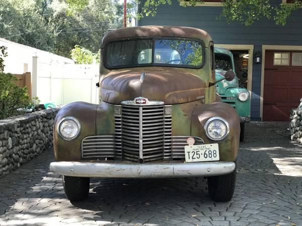 1947 International KB-2 Pickup Truck