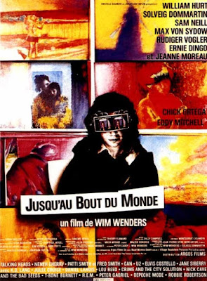Jusqu'au bout du monde de Wim Wenders - 1991