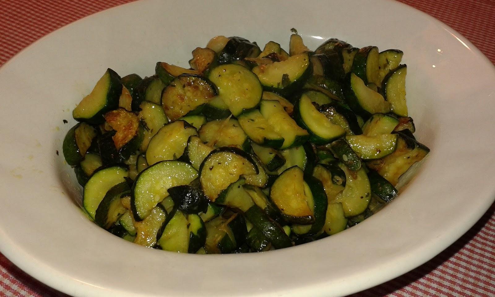 Zucchine Contorno Per Antipasti E Secondi Piatti Di Pesce By Emi