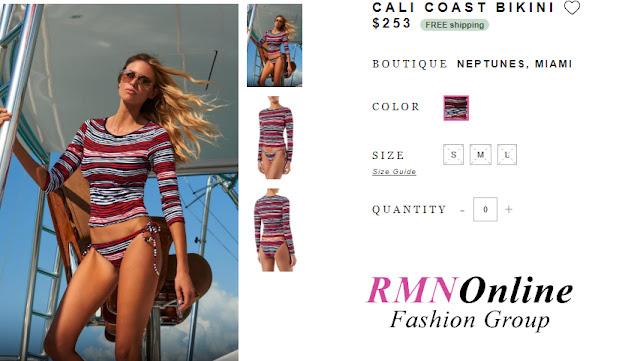 Women's Shopping Deals - Cali Coast Bikini (RMNOnline.net - RMNOnlineFashion.com)