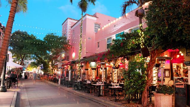 Clay Hotel e Youth Hostel em South Beach em Miami