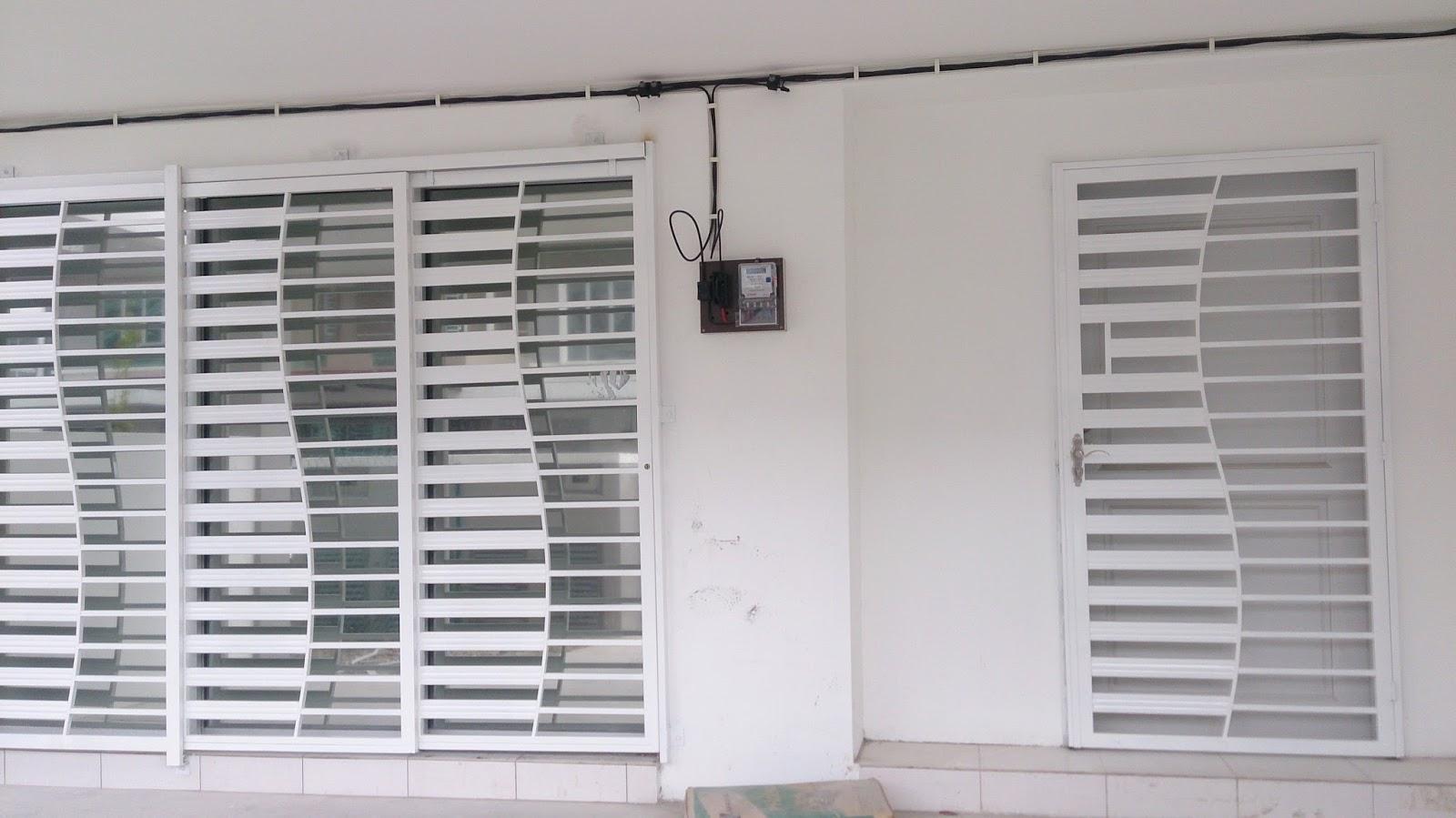 Ikut Harga Kami Deal Rm2250 Untuk Semua Pintu Tingkap Satu Rumah Tapi Bahagian Belakang Pelan Asal Masa Ada 2