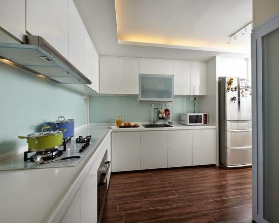 Dapur Minimalis Asian Favorit Desain Rumah Minimalis