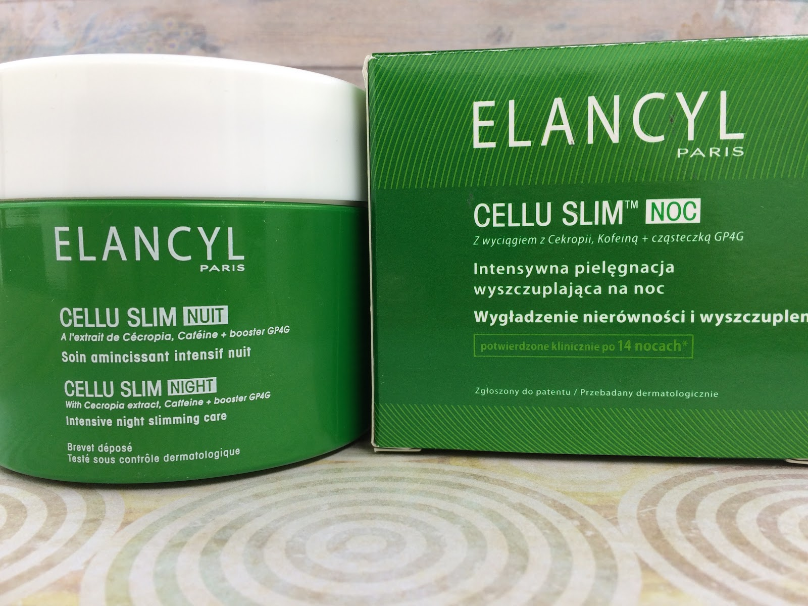 Elancyl Cellu Night Intensive Slimming
