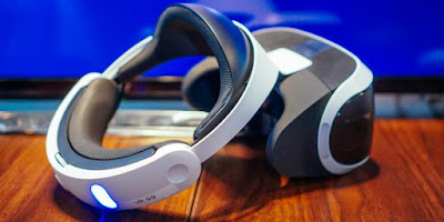 Headset Virtual Reality PlayStation