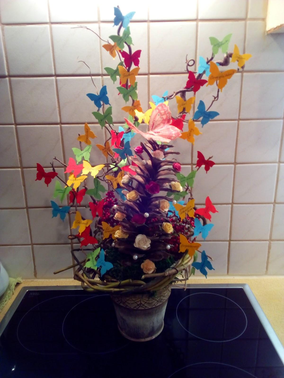 Basteln Und Handarbeiten Ein Geschenk Zum 60 Geburtstag