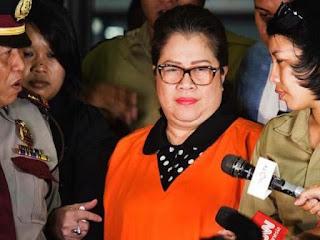 Dewie Yasin Limpo kembali diperiksa oleh KPK