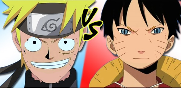 Skipping With Noodles: Naruto One Piece Face Swap