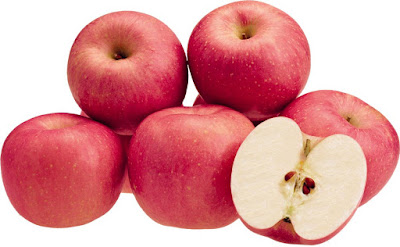 buah apel sebagai antioksidan
