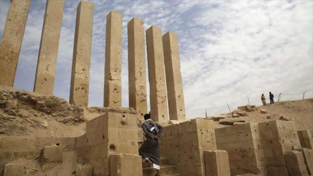 Unesco alerta que guerra amenaza la historia y la cultura de Yemen
