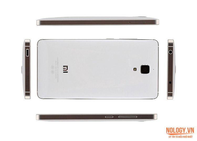 Thiết kế 4 cạnh của Xiaomi Mi 4