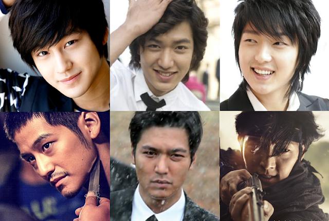 Resultado de imagen para actores coreanos