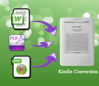 amazon kindle conversion