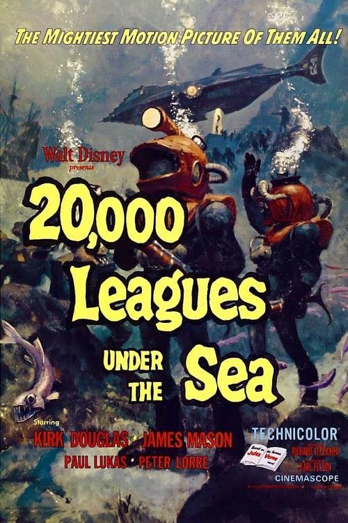 Hd 20 000 Meilen Unter Dem Meer 1954 Film Deutsch Download Ganzer Film