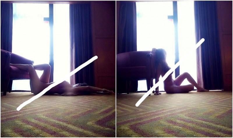 Gebby Vesta kembali memamerkan foto hot