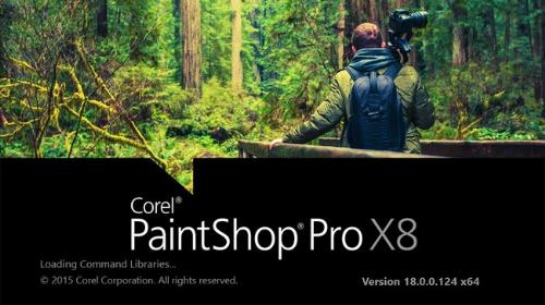 Corel PaintShop Pro X8 ULTIMATE | multilenguaje | win 32/64-bits